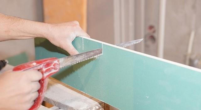 Перегородка из гипсокартона: как сделать своими руками, для зонирования, инструкция, какой профиль нужен, финишная отделка