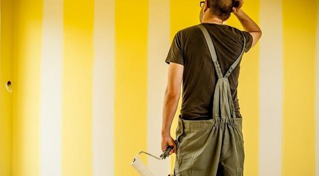 Как снять старую краску со стен: легкие и быстрые методы, подготовка, пошаговая инструкция, материалы и инструменты