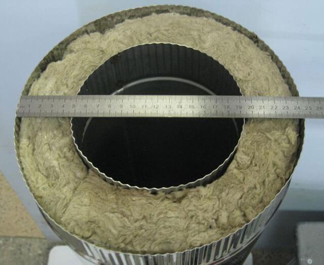 Сэндвич труба для вентиляции: подробные инструкции по монтажу вентиляции из сэндвич труб