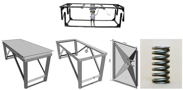 Вибростол: пошаговая инструкция, материалы, инструменты, изготовление конструкции, установка, выбор электродвигателя