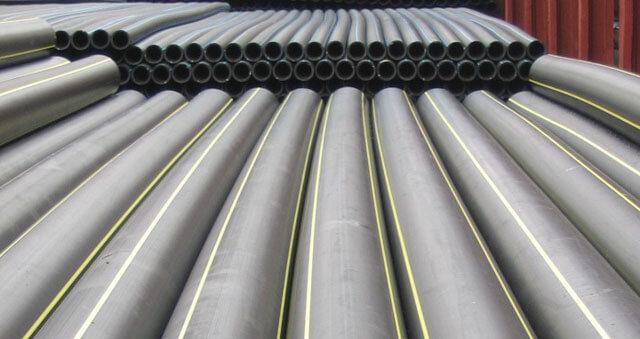 Полиэтиленовые трубы для газопровода: виды, сортамент и правила обустройства полиэтиленового газопровода