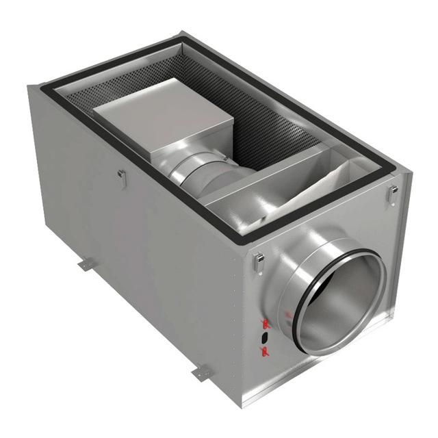 Модульные вентиляционные установки shuft с использованием высокопроизводительных hepa-фильтров