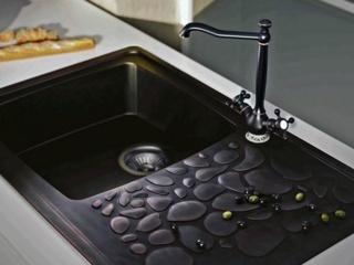 Устройство кухонного смесителя: виды и конструктивные отличия